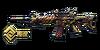 BI M4A1-S DemonicBeast