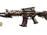 M4A1-S Demonic Beast