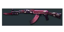 AK47-Knife Dual Mag Blossoms
