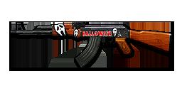 AK47-Halloween