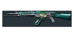 AK47-Knife Steel Empire Noble Green