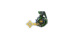 Smoke Grenade-Armoured Beast
