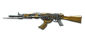 AK-47 Knife Steel Empire Noble Gold