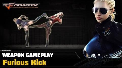 CrossFire VN - Furious Kick