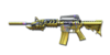 M4A1-S Born Beast Imperial Gold