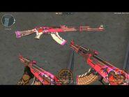 CF- AK47-Valentine 2021 -CrossFire News-