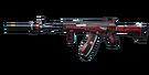 AK-12 Dual Mag Rank Match Red