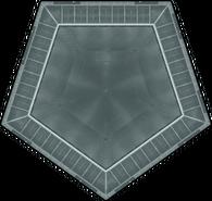 Pentagon Layout