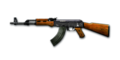AK47 Decal Celebrate