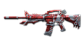 M4A1-S Guan Yu Spirit Red