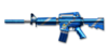 M4A1 Silencer PlatinumBlue