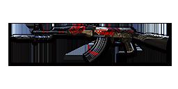 AK47-Knife Clan Reward
