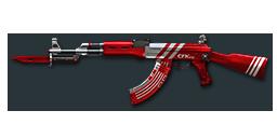 AK47-Knife Dual Mag KFC
