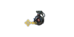 Wide Grenade-Armoured Beast