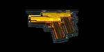 Pistol DualCOLT-Gold