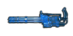 GATLING GUN-BLUE CRYSTAL