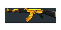 AK47-Gold 5th Anniversary