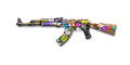BI AK47-Cartoon Pet