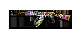 AK47-Cartoon Pet