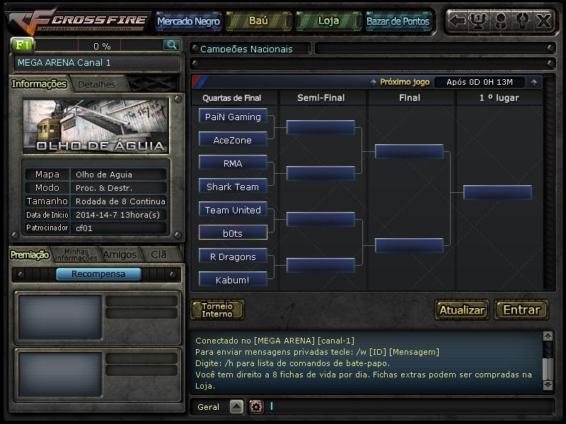 Tournament System