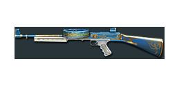 American-180-Knight Blue