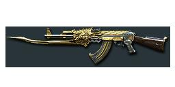 AK47-Beast Noble Gold