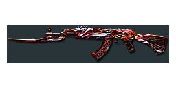 AK47-Knife Transformers Punk