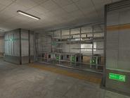 TrainStation Gate