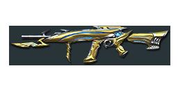 AK12-Iron Spider Noble Gold