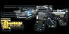 Rifle M4A1-S Transformers