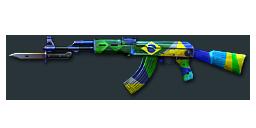 AK47-Knife Brazil