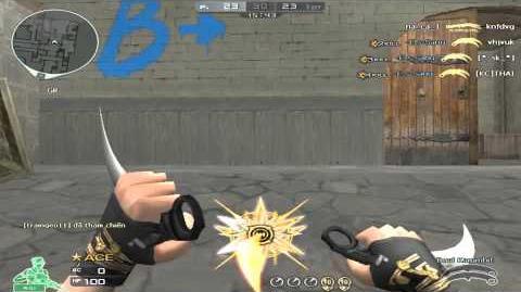 CrossFire Vietnam - Dual Karambit ☆