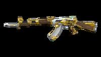 AK47 KNIFE ROYALGUARD 3RD RENDER