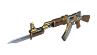 AK47 KNIFE ROYALGUARD 2ND RENDER SIDE