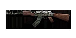 AK47-Digital Camo