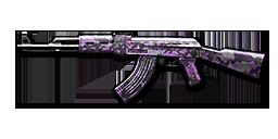 AK47-Purple Camo