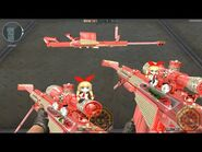 CF- Barrett M82A1-Jewerly Noble Red -CrossFire News-
