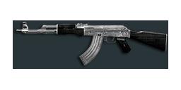 AK47-Silver