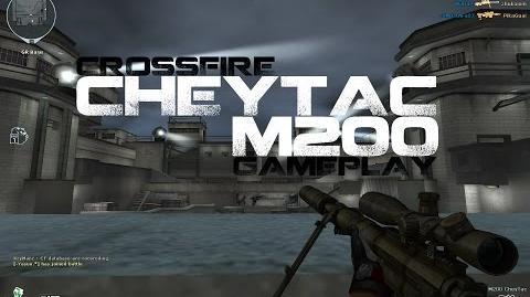 CrossFire CheyTac M200 Gameplay HD ll 10DarkGamer