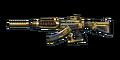 M4A1 S UNDER TECH GOLD