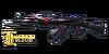 AK47 Knife BornBeast