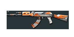 AK47-CF 10th Anniversary