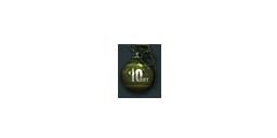 10th Anniversary Grenade
