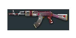 AK-103-Lovely Heart