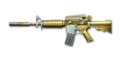 M4A1-S Jewelry Noble Gold
