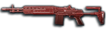 M14ebr red crystal