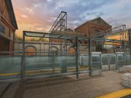 TrainStation Glass