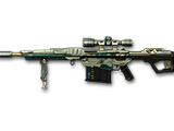 Barrett M82A1-Reactive Armour