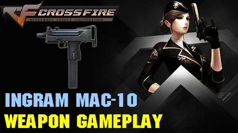CrossFire VN - Ingram Mac-10-3