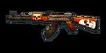 RIFLE AK-47-Halloween 3